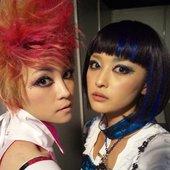 Japan Expo Backstage