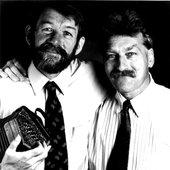 John Roberts And Tony Barrand