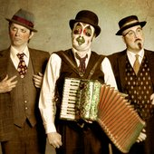 The Tiger Lillies & The Symphony Orchestra of Norrlandsoperan