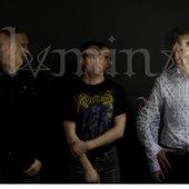 Romanian progressive technical death metal band Illuminati
