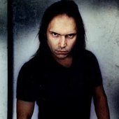 Thr real and only Blaze Bayley