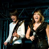 Маша и Ая. Концерт в Анадыре, 2 марта 2008