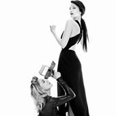 Madonna in Harper's Bazaar PNG