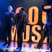 Kanye West ft.. Big Sean, Mr Hudson & KiD CuDi