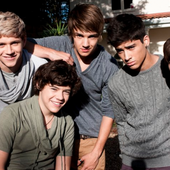 One Direction - Screen Shot.