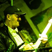 Green guitar - Vlatko Stefanovski - Drum'n'Jazz festival Sofia - Bulgaria - 29.11.2008