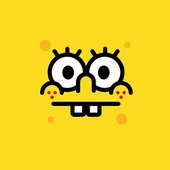 spongebob square