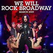 James Carpinello;Michele Mais;Constantine Maroulis;Amy Spanger;The Rock Of Ages Cast