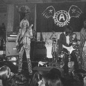 aerosmith, early 70's