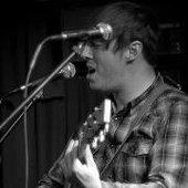 David Ellis at an acoustic night in 2011