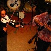 Roger Vaz (violino) - Bruno Maia (whistle)