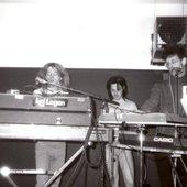Anders Göransson, Peter Andersson и Max Ventitre