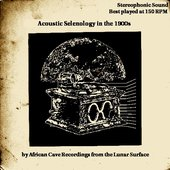 African Cave Recordings from the Lunar Surface