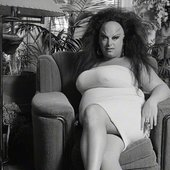 Divine by Michael Zagaris. Spreckels Mansion (San Francisco, CA) September 28, 1973