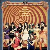 Girl's Generation 3rd Mini Album - Hoot (훗)