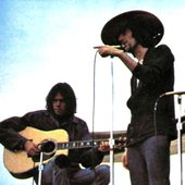 Neil Young & Graham Nash with The Stray Gators