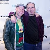 Hans Zimmer and Junkie XL