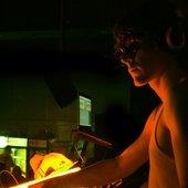 Lionel Cutz at Sensor Club Cologne