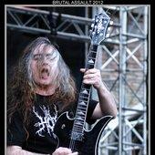 Incantation live at Brutal Assault 2012