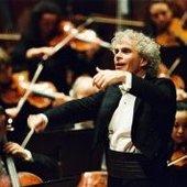 The London Philharmonic, The Glyndebourne Chorus, Simon Rattle
