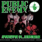 Apocalypse 91...The Enemy Strikes Black