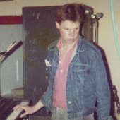 Soundcheck, Africa Centre, London, 1986