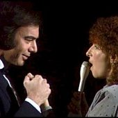 Barbra Streisand & Neil Diamond