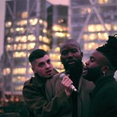 Young Fathers in short film by FTTF 1