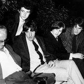 Kinks and an old gentleman