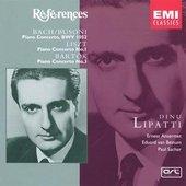 Dinu Lipatti, Orchestre de la Suisse Romande, Ernest Ansermet