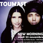 Toumast au New Morning