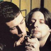 Shaun and Bez