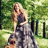 Carrie and Puppy