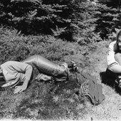 Ken & Debby's farm, Quebec 1970