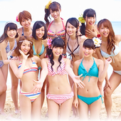 SUPER☆GiRLS 常夏ハイタッチ home page