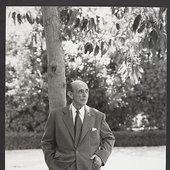 Arnold Schoenberg, Hollywood, 1947