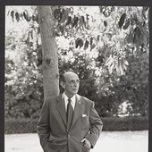 Arnold Schoenberg, Hollywood, 1947