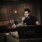 "Baauer in studio - ""Searching For Sound\"" documentary 2014"