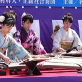 Musicians of the Ikuta School