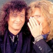 Coverdale/Page; David Coverdale; Jimmy Page