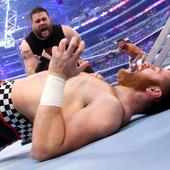 Wrestlemania 32: Kevin Owens & Sami Zayn