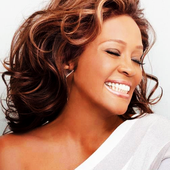 Whitney Houston PNG