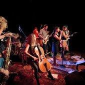 Savoy Truffle live 2012 (Photo: Benno Zimmermann)
