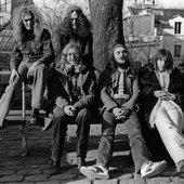 ange sausheim groupe 1975 - aragondange