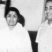 Mohammad Rafi & Lata Mangeshkar
