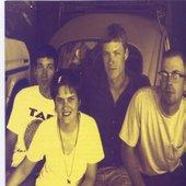 starpower-arik,gilly,scott,brian 1994. photo kelly o'mara.