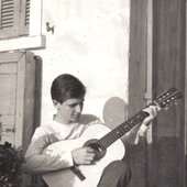 Abilio e o primeiro violão
