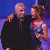 Vanessa Paradis & Charles Aznavour
