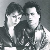 Teri DeSario and KC