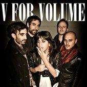 V For Volume